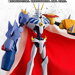 """S.H.Figuarts OMEGAMON """"Our War Game!"""""""