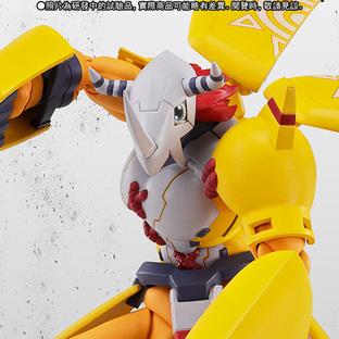 S.H.Figuarts Digimon(數碼暴龍) - WARGREYMON