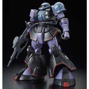 HG 1/144 ZAKU HIGH MOBILITY TEST TYPE [2019年9月發送]
