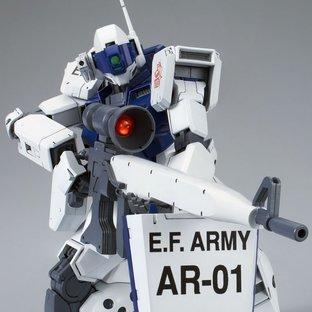 MG 1/100 GM SNIPER II [WHITE DINGO TEAM CUSTOM] [2020年9月發送]