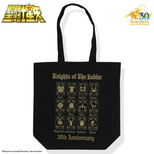 GOLD CLOTH BOX TOTE BAG