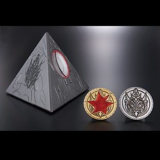 [Bandai Asia Web Shop 聖誕特別活動] Ginis Coin set