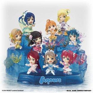 LOVE LIVE! SUNSHINE!! CHOCOLLECT PREMIUM -Koi ni Naritai AQUARIUM-