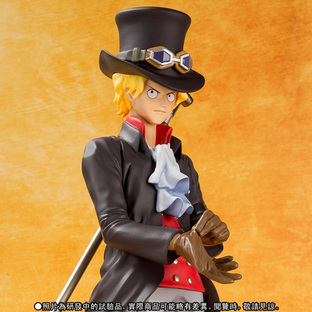 Figuarts ZERO SABO -ONE PIECE FILM GOLD Ver.-