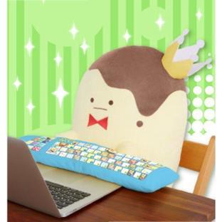 IDOLiSH7 PC CUSHION KING PUDDING