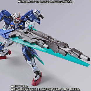 METAL BUILD GN SWORD II BLASTER