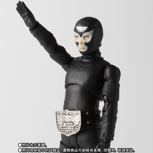 S.H.Figuarts SHOCKER COMBATMAN (BLACK)