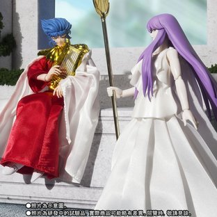 Saint Cloth Myth The Sun God Abel and Goddess Athena Legend of Crimson Youth memorial set