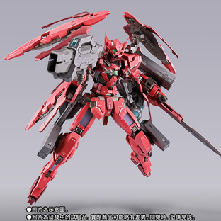 METAL BUILD GUNDAM ASTRAEA TYPE-F (GN HEAVY WEAPON SET) [2018年7月發送]