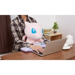 POKEMON PC CUSHION MEW [2019年11月發送]