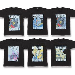 機動戰士Z高達 全彩T-Shirt