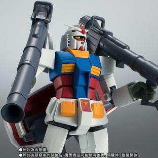 THE ROBOT SPIRITS 〈SIDE MS〉 RX-78-2 GUNDAM ver. A.N.I.M.E. ~Final battle Specifications~