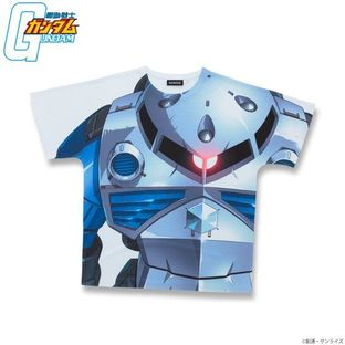GUNDAM Full Panel T-shirt MSN-07