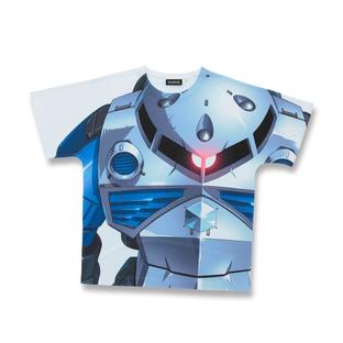 機動戰士高達 MSM-07 全面覆蓋T-Shirt