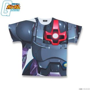 GUNDAM Full Panel T-shirt MS-09