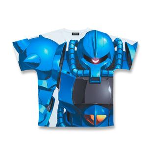 機動戰士高達 MS-07B  全面覆蓋T-Shirt