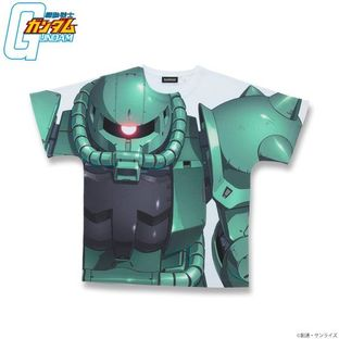 GUNDAM Full Panel T-shirt MS-06