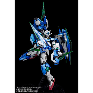 MG 1/100 00 QAN[T] FULL SABER [SPECIAL COATING] [2019年12月發送]