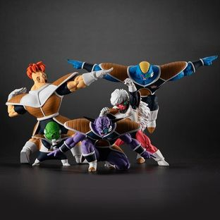HG DRAGON BALL GINYU FORCE SET