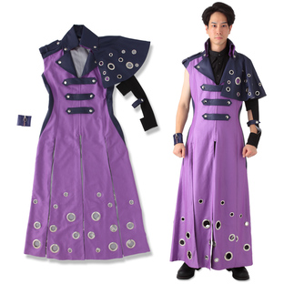 KAMEN RIDER ZI-O Cosplay Jacket with mant (Suworutsu)