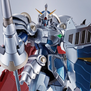 METAL ROBOT SPIRITS <SIDE MS> KNIGHT GUNDAM (Real type ver.) ~LACROAN HERO~