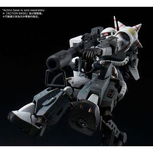 RG 1/144 MS-06R-1A ERIC MANTHFIELD'S ZAKU Ⅱ