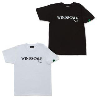 幪面超人W WIND SCALE LOGO T-shirt