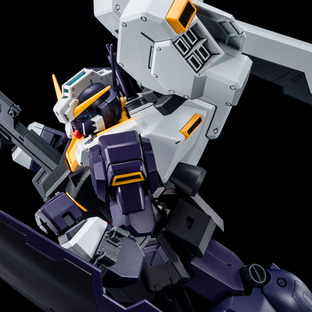 MG 1/100 GUNDAM TR-1 [HAZELⅡ] EARLY TYPE / HAZEL SPARE TYPE/GM QUEL