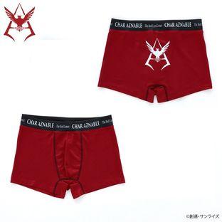 機動戰士高達 臥室改造計畫 馬沙款式 平角內褲