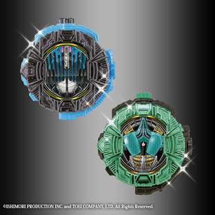 KAMEN RIDER ZI-O SOUND RIDE WATCH SERIES GP RIDE WATCH PB01