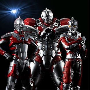 HG ULTRAMAN 【SET02】
