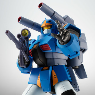 THE ROBOT SPIRITS <SIDE MS> RX-77-3 GUNCANNON HEAVY CUSTOM ver. A.N.I.M.E.