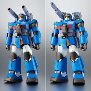 THE ROBOT SPIRITS <SIDE MS> RX-77-3 GUNCANNON HEAVY CUSTOM ver. A.N.I.M.E.