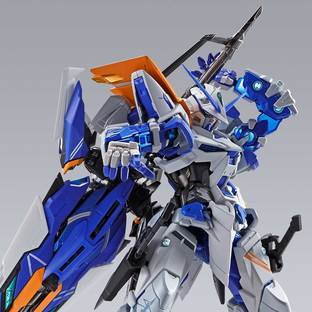 METAL BUILD GUNDAM ASTRAY BLUE FRAME SECOND REVISE