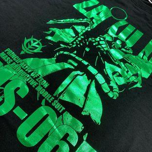 機動戰士高達 閃耀燙金T-SHIRT