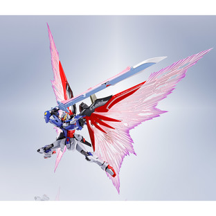 METAL ROBOT SPIRITS <SIDE MS> WING OF LIGHT&EFFECT SET For DESTINY GUNDAM