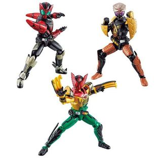SO-DO CHRONICLE SODO KAMEN RIDER OOO MOVIE SPECIAL SET