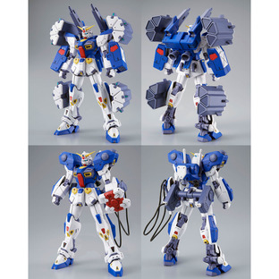 MG 1/100 MISSION PACK B-TYPE & K-TYPE for GUNDAM F90 [2020年8月發送]