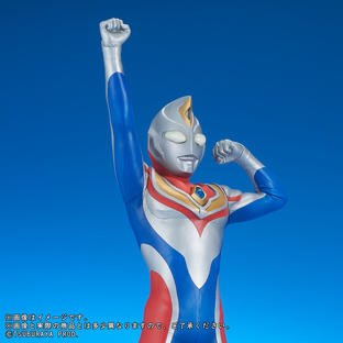 LARGE KAIJU SERIES ULTRA NEW GENERATION ULTRAMAN DYNA(FLASH TYPE) APPEARANCE POSE