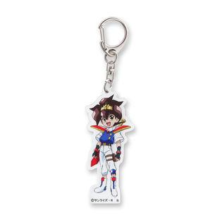 魔神英雄傳 七魂的龍神丸 角色塑膠匙扣套裝