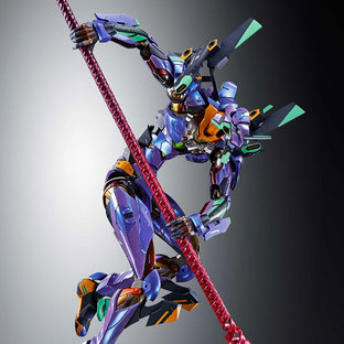 METAL BUILD EVA-01 TEST TYPE [EVA2020]
