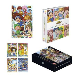 CARDDASS DIGIMON ADVENTURE Selection BOX [2020年5月發送]