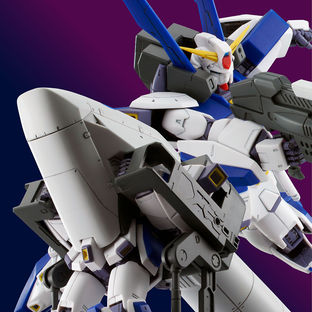 MG 1/100 MISSION PACK O-TYPE & U-TYPE for GUNDAM F90 [2020年10月發送]