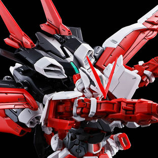 MG 1/100 FLIGHT UNIT EXPANSION SET for GUNDAM ASTRAY RED FRAME [2020年9月發送]