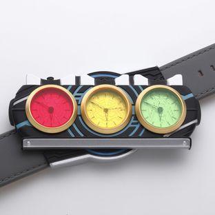 幪面超人OOO 變身腕錶!【Live Action Watch】