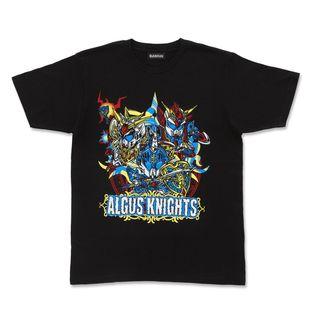 SD高達 ALGUS騎士團 T-SHIRT feat.STUDIO696