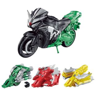 SO-DO CHRONICLE KAMEN RIDER W HARDBOILDER SET W/O GUM