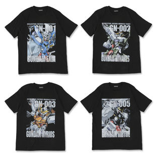 機動戰士高達00 全彩T-Shirt