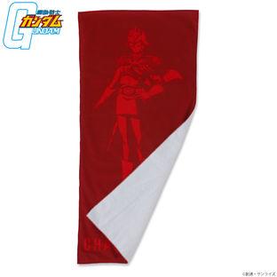 機動戰士高達 馬沙之『RED系列』面巾