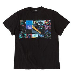 Departure T-shirt—Mobile Suit Zeta Gundam